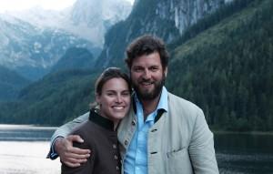 Prinz Casimir und Alana Bunte
