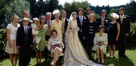 Hochzeit von Prinz Louis und Gräfin Philippa