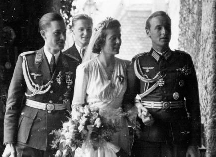 Prinzessin Marianne und Prinz Ludwig