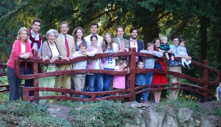 Fürstliche Familie
