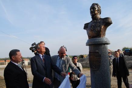 Denkmal Feldmarschall Peter Sayn-Wittgenstein