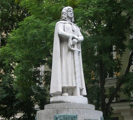 Graf Bernhard von Sponheim
