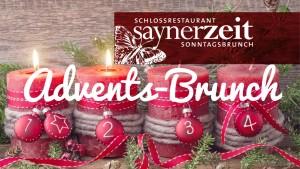 Brunch Advent Hintergrund für Veranstaltung mit schriftmitte facebook
